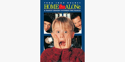 Newcastle - Santa's Rooftop Cinema X Home Alone