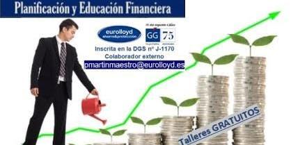 """Taller GRATUITO  """"Planificación y Educación Financiera"""""""