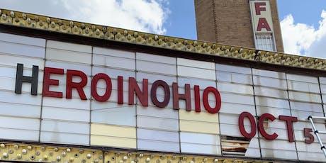 HEROINOHIO: COMMUNITY SCREENING tickets