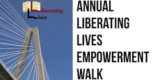 Liberating Lives Empowerment Walk