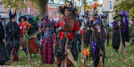 Ballston Spa Witch Walk 2019 tickets