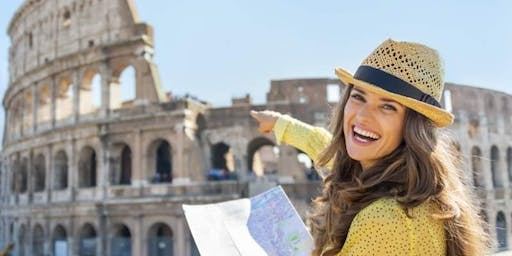 NEW! Italian Classes for Beginners (10 weeks Sept 19th-Nov. 21st)