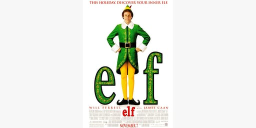 Newcastle - Santa's Rooftop Cinema X Elf