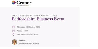 Bedfordshire Business Event