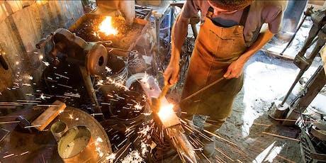 Beginner Blacksmithing tickets