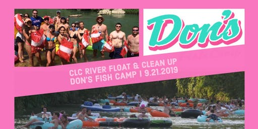 CLC River Float & Clean Up