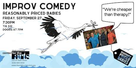 Reasonably Priced Babies at BMCA tickets