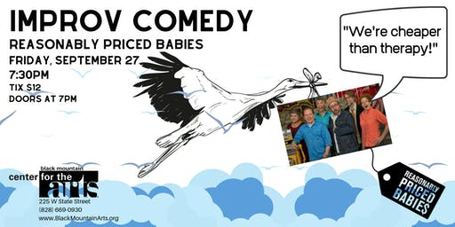 Reasonably Priced Babies at BMCA