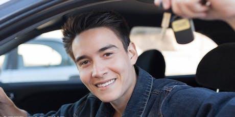 Advanced Teen Driving (Fall 2019) tickets