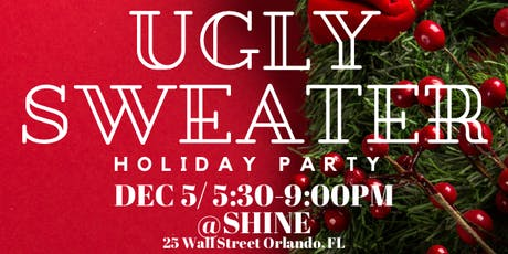 Prospanica Ugly Sweater Holiday Mixer tickets