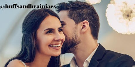 Chemistry Speeddating Party Ages 30-42 - NYC Singles tickets