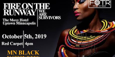 Fire on the Runway We are Survivors tickets
