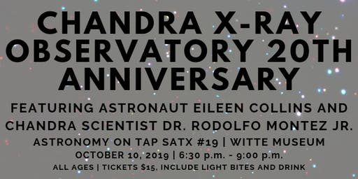 Chandra X-ray Observatory 20th Anniversary Celebration with AoT SATX