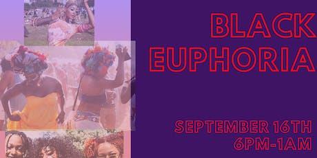 Black Euphoria tickets