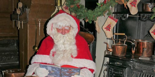 A Visit to Father Christmas at Bramall Hall