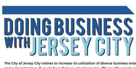 Doing Business with Jersey City  tickets