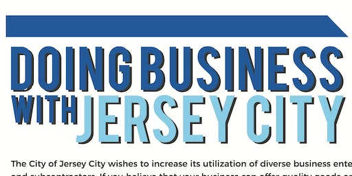 Doing Business with Jersey City