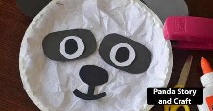 Panda Story and Craft tickets