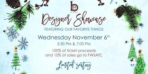 Designer Showcase & Holiday Shop