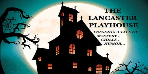 The Canterville Ghost - Friday, Oct. 25, 2019 - 7:30PM