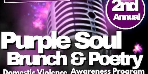 Purple Soul Brunch & Poetry