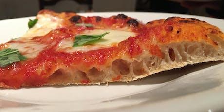 Italian cooking class: Arancini & Pizza! tickets