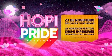 23/11 - Hopi Pride Festival 2019 - Hopi Hari - Viva Viagens ingressos