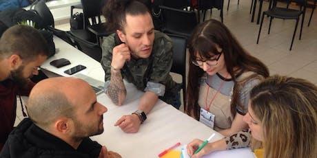A educação no empreendedorismo social bilhetes