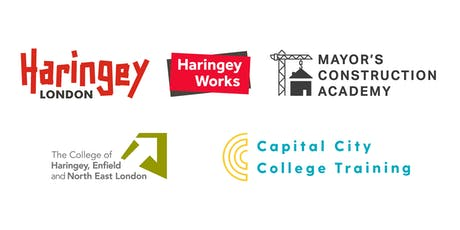 Haringey Construction Partnership Mayor's Construction Academy Hub Open Day tickets