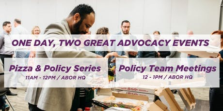 PIZZA & POLICY SERIES - Separating Fact from Fiction: AISD School Changes tickets