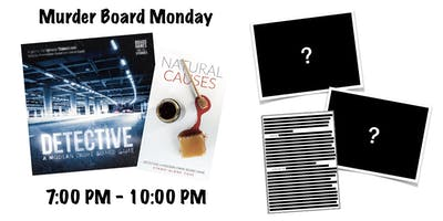 Murder-Board Monday