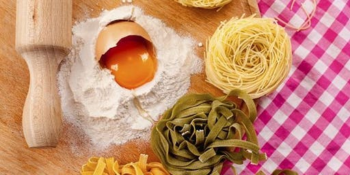 Making Pasta - Cooking class (Friday Sept 20th at 11am)