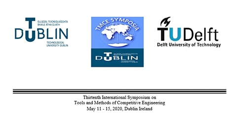 International Tools and Methods of Competitive Engineering (TMCE 2020) tickets