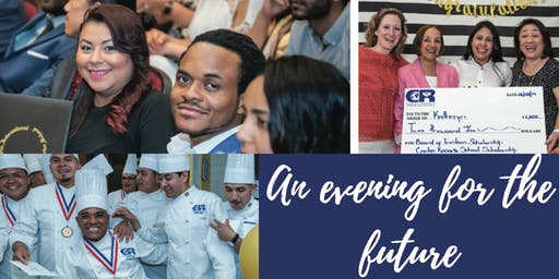 An evening for the future: Carlos Rosario School at the Tabard Inn