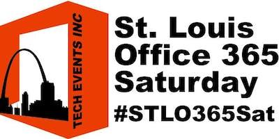 Microsoft 365 Saturday St. Louis - 2020