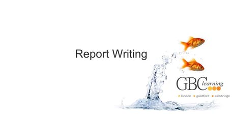 Report Writing - Cambridge tickets