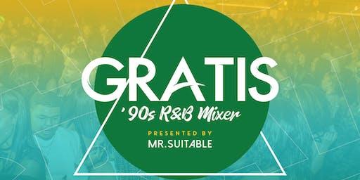 GRATIS: '90s R&B Mixer (Mizzou Homecoming 2019)