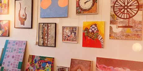 Festival/Holiday-Seeway  Art Studio Open House  tickets