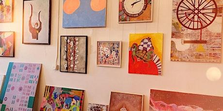 Festival/Holiday-Seeway  Art Studio Open House  tickets