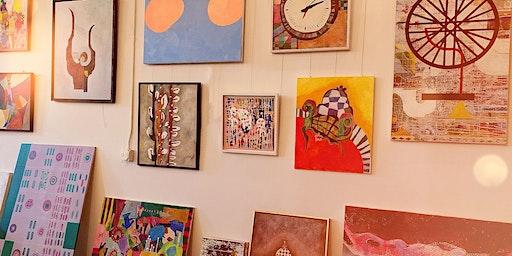 Festival/Holiday-Seeway  Art Studio Open House