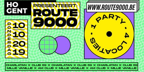 Route 9000 tickets