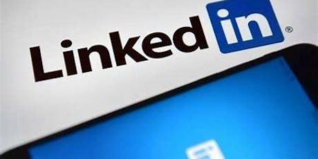 LinkedIn Workshop tickets