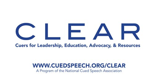 CLEAR Workshop - Developing Skills in Leadership, Education, & Advocacy