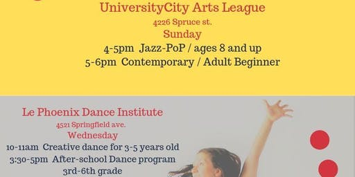 Move+Story / Creative dance class for 3-5 years old