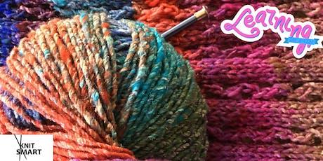 Intermediate Knitting Machine Workshop tickets