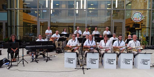 A Twisted Swing Big Band Christmas! at BAE