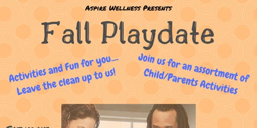 Fall Playdate