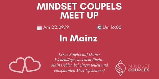 Mindset Couples Single MeetUp in Mainz