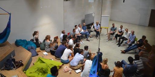 Purpose Abend für Unternehmer*innen im Impact Hub Dresden