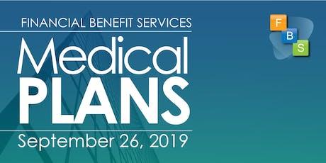 Region 16 ESC Medical Plan Seminar by FBS tickets
